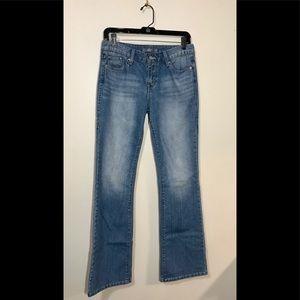 Levi's 553 Boot Cut Jeans